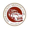 Door County Brewing Company, Baileys Harbor, WI Logo